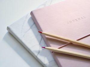 Food Journal Notebook