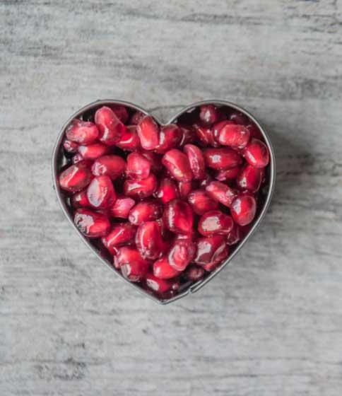 Gut healthy foods